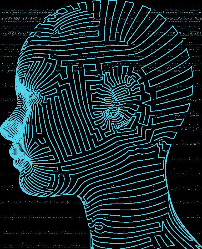 Versorgungsforschung Kopf aus Datenstruktur